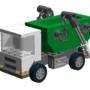 Camion multi-bennes